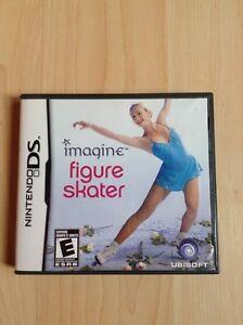 Jeu Nintendo DS imagine figure skater