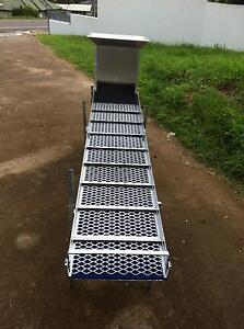 2400mm x 400mm Large Sluice Highbanker, gold recovery system Gympie Gympie Area Preview