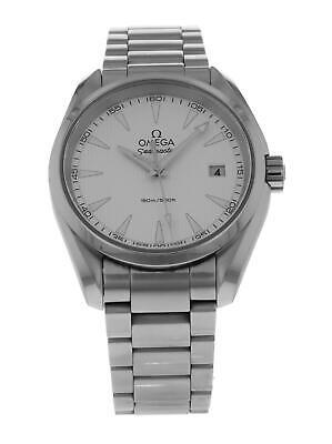 Omega Seamaster Aqua Terra Men's 38.5mm Quartz Watch 231.10.39.60.02.001