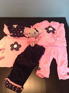 24 pc lot girls clothes 12-18 months BabyGap/Gymboree great cond