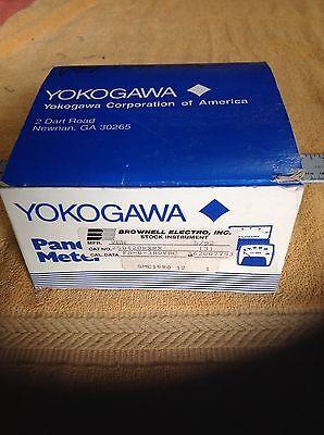 Panel Meter Yokogawa 0-300 Dc Volts