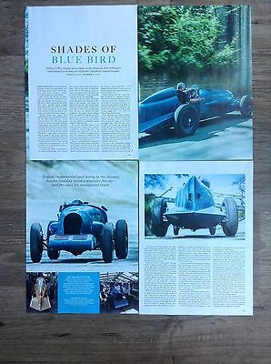 NAPIER Blue Bird Replica 1927 - Classic Test Article