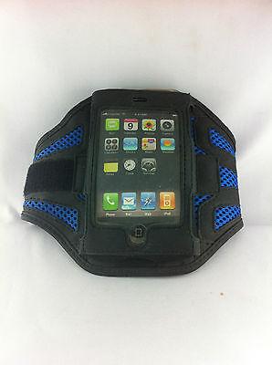 Sporttasche Joggingtasche Armtasche Schutzhülle für IPhone 4 Klettverschluss