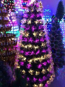 XMAS TREE-FIBRE OPTIC TREE 1.8 METRES -MIDYEAR SUPER CLEARANCE SALE ENDS 23.8.16