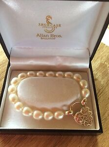 Sterling Silver Pearl Jewellery Linton Golden Plains Preview