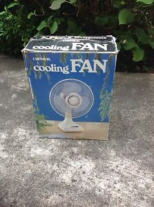 Chevron Fan In Box Morwell Latrobe Valley Preview