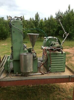 Used Plastic Granulator