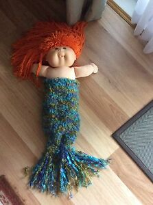 NEW BORN BABY MERMAID TAIL Gowrie Tuggeranong Preview