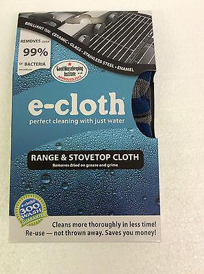 E-Cloth Range & Stovetop e cloth Enviro Friendly Cleaning New