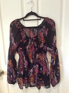 Ladies Top Size 12 Lobethal Adelaide Hills Preview