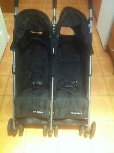 Childcare Twin Stroller Melton Melton Area Preview
