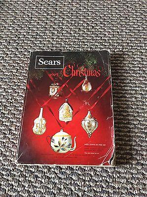 Vintage 1965 Sears Roebuck & Company Christmas Wishbook Catalog