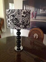 Table lamp and Paisley shade Ashmore Gold Coast City Preview