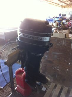 Mercury 50hp Rosevale Ipswich South Preview