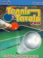 Tennis Tavolo Pro Ping Pong - Ottimo - Pc - Tutto Ita - Idea Regalo -  - ebay.it