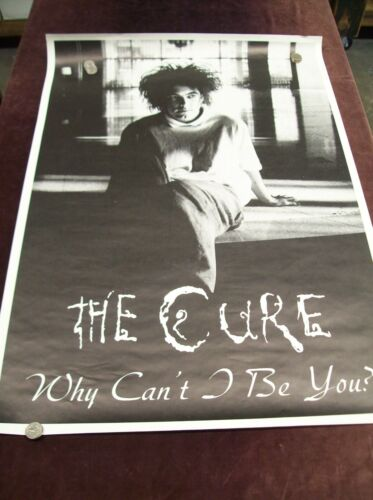 "THE CURE ""WHY CAN"