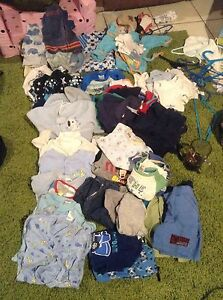 Size 0 boys clothing Carbrook Logan Area Preview