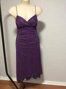 Ladies Purple Dress Muswellbrook Muswellbrook Area Preview