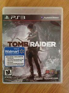 Tomb Raider  PS3 Game!!