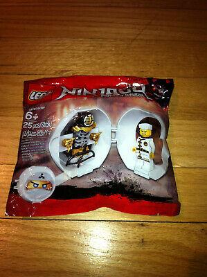 Lego Ninjago Masters of Spinjitzu Zane  # 5005230   New Unopened