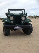 1974 CJ5 Jeep Geraldton Geraldton City Preview