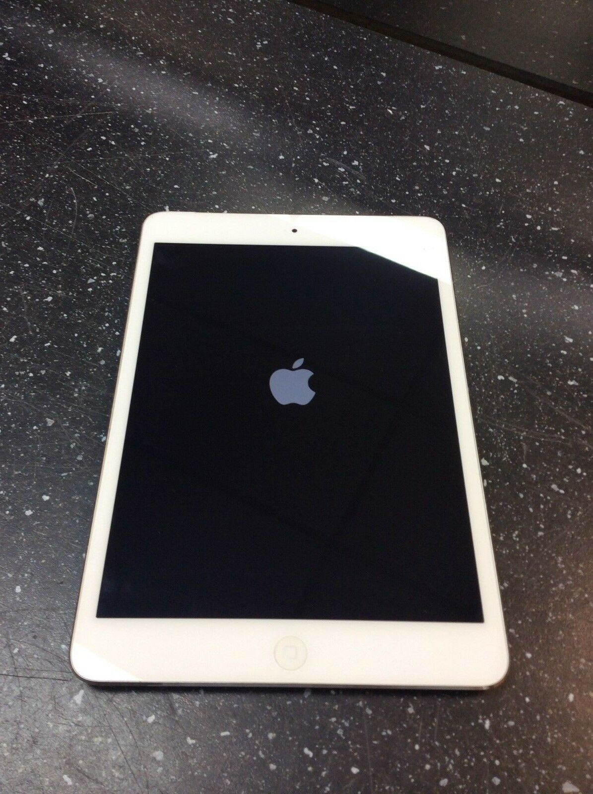 Apple iPad MINI 1st Gen. 16GB White AS IS, READ DESCRIPTION NL