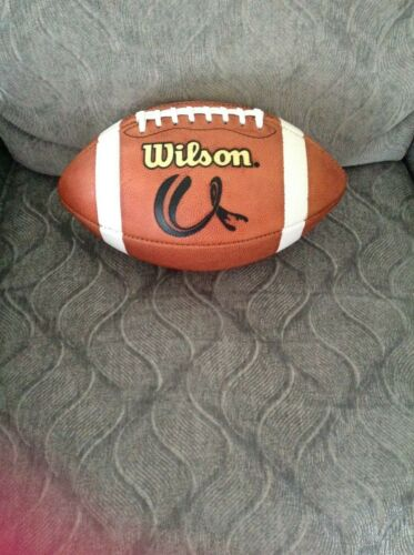 Wilson Canadian college game football