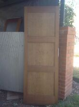 Timber door Watson North Canberra Preview