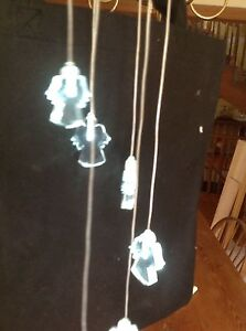 Lighted Angels Mobile with LED LIGHTS...REDUCED