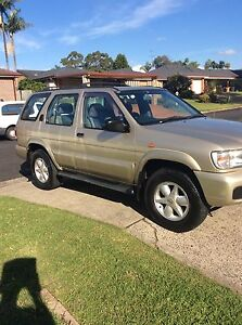 2001 Nissan Pathfinder 218432 km Ruse Campbelltown Area Preview