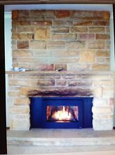 Lopi Gas log fire. LPG. Plus full install kit for existing chimney. Springwood Blue Mountains Preview