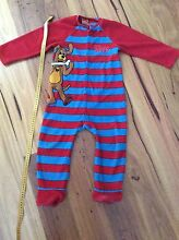 Wiggles Wags the Dog onesie costume age 2-4 years Rothwell Redcliffe Area Preview