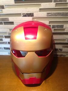 Avengers Iron Man Mask Halloween COS Play