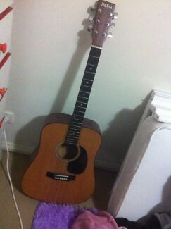 Acoustic guitar up for sale!! Greenfield Park Fairfield Area Preview