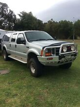 2003 Ford F250 Dual Cab Ute Albany 6330 Albany Area Preview