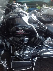 2001 Yamaha v star for sale