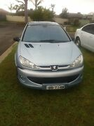 Peugeot 206 gti hatchback 2002 Rosewater Port Adelaide Area Preview