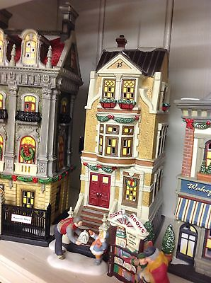 Dept. 56 Christmas in the City 36 City West Parkway NIB
