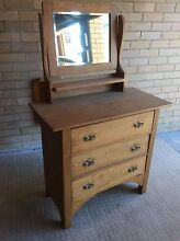 Three Drawer Dressing Table Adamstown Heights Newcastle Area Preview