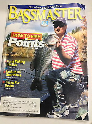 Bassmaster Magazine How To Fish Points September October 2001 042617Nonr2