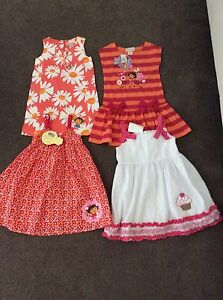 Girls Dresses size 5 Belrose Warringah Area Preview