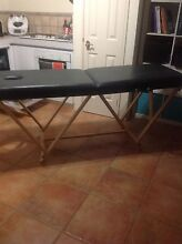 Wooden portable massage table Currambine Joondalup Area Preview
