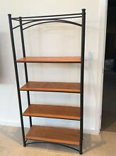 Shelving unit with matching side board Caringbah Sutherland Area Preview