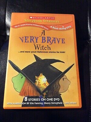 A Halloween Story For Children (A Very Brave Witch...and More Great Halloween stories for kids)