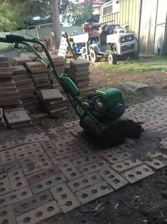 Qualcast Reel Mower Banksia Park Tea Tree Gully Area Preview