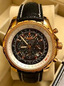 BRAND NEW BREITLING FOR BENTLEY MOTORS WATCH FOR MEN