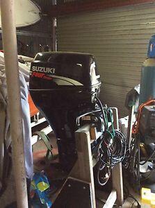 2008 Suzuki 30hp fourstroke outboard $3800ono Bellbird Cessnock Area Preview