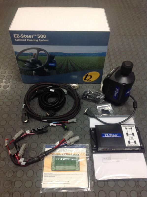 TRIMBLE EZ STEER GUIDANCE SYSTEM FOR FM750, FM1000, & XCN2050  (62000-52)