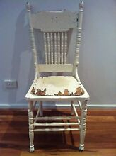 Spindle back old chair Toukley Wyong Area Preview