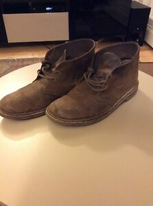 Clarks Desert Boot, Size 11, Condition 7/10, $30 OBO